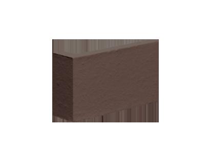 Colţar Ceramic Klinker  Maro (03)<br/> 120/35 X 65 X 10