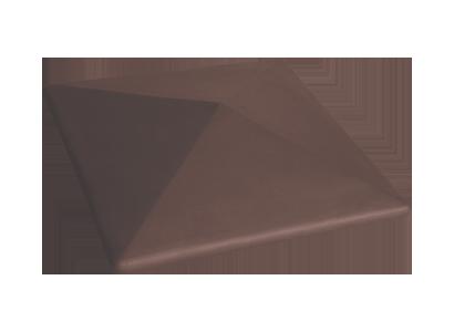 Capac stâlp gard Maro (03)<br/>  310 X 445 X 90