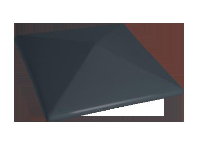 Capac stâlp gard Antracit (08)<br/>  445 X 585 X 106