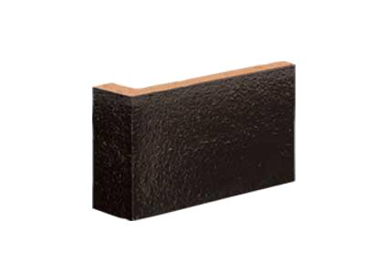 Colţar Ceramic Klinker Onix (17)<br/> 120/ 35 X 65 X 10