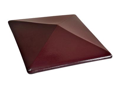 Capac stâlp gard Vişiniu (16)<br/>  445 X 445 X 90